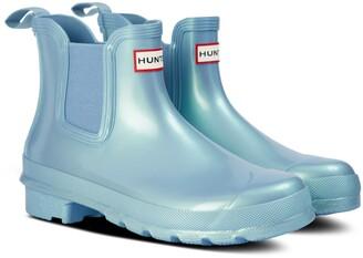 Hunter Original Nebula Waterproof Chelsea Boot
