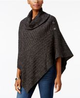 Karen Scott Poncho Sweater, Created for Macy's