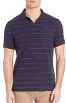 Barbour Lawrence Cotton Pique Polo Shirt