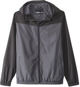 O'Neill Men's Traveler Zip Hooded Windbreaker Jacket 8154020