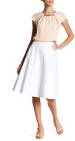 Lafayette 148 New York Lucette Skirt (Petite)