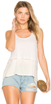 Feel The Piece Lois Layered Tank
