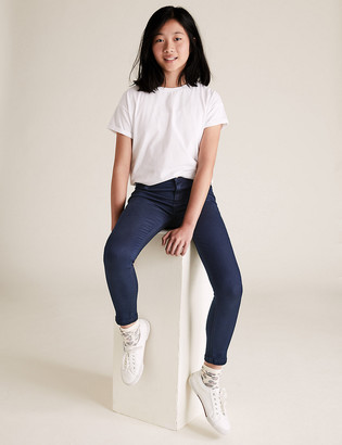 Marks and Spencer Super Skinny Jeans (3-16 Yrs)