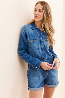Lee Vintage Go-To Denim Romper