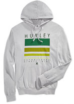 Hurley Men's Step Above Graphic-Print Hoodie