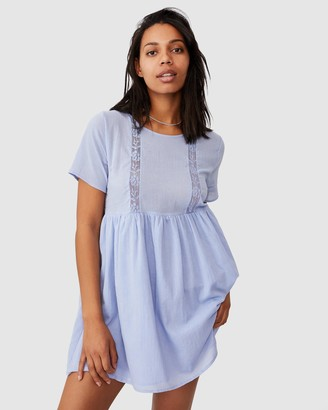Cotton On The Good Times Babydoll Mini Dress
