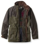 L.L. Bean Men's Town and Field Waxed Wool Jacket