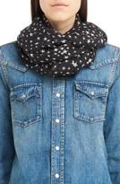 Saint Laurent Women's Star Print Cashmere & Silk Scarf