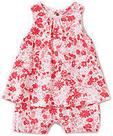 Joules Baby Girls Newborn-12 Months Summer Floral Shortall
