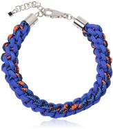 DSQUARED2 Scoubidou Braided Rope Necklace