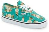 Vans Girl's 'Authentic - Digi Hula' Sneaker