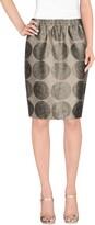 Manila Grace Knee length skirts - Item 35308196