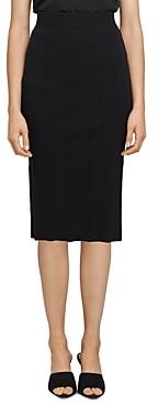 L'Agence Jessica Knit Pencil Skirt