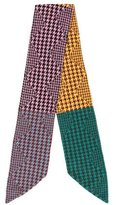 Paul Smith Wool Houndstooth Scarf
