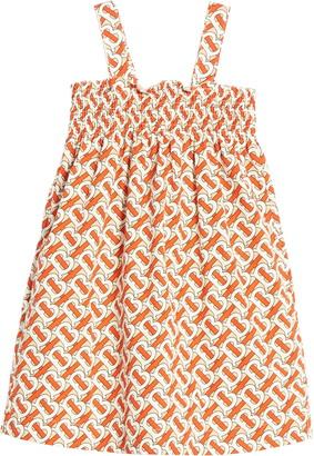 Burberry Junia Monogram Dress