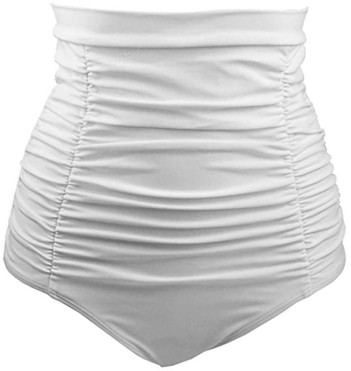 b14cd577f3 White Tankini Bottoms - ShopStyle Canada
