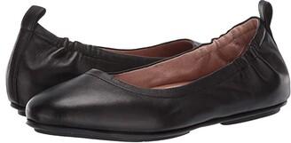 FitFlop Allegro (Black) Women's Flat Shoes