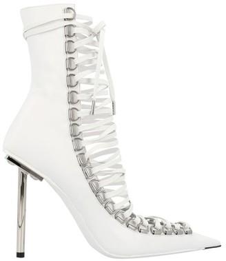 Balenciaga Corset heeled boots