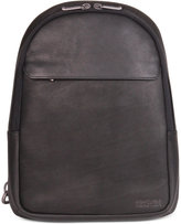 Kenneth Cole Reaction Men's Leather Sling Backpack