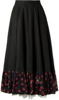 Isabela Capeto embroidered skirt