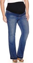 Asstd National Brand Raw Edge Jean