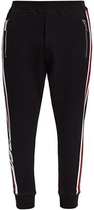 DSQUARED2 Ski Fit Side-Paneled Fleece Track Pants