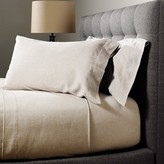UGG Luxe Flannel Duvet Cover, King