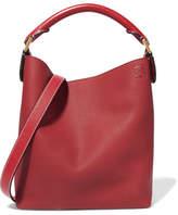 Loewe Hobo Small Textured-leather Shoulder Bag