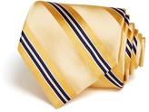 Bloomingdale's The Men's Store at Satin Ribbon Stripe Classic Tie