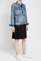 Citizens of Humanity Distressed Denim Jacket
