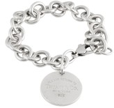 Tiffany & Co. & Co. Sterling Silver Return to Charm Bracelet