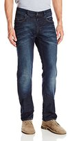 ProjekRaw Projek Raw Men's Boot Cut Denim with Embroidered Topstiched Back Pockets