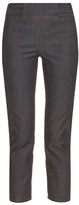 Balenciaga Belted slim-leg jeans