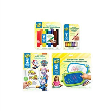 Crayola Colouring and Drawing Tools Kit Toddler Stage 2