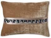 cloud 9 Jeweled Stripe Oblong Pillow