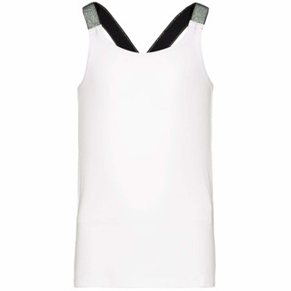 Name It Girl's Nkfvals XSL Racer Tank Top F Noos