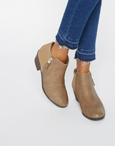 Call it SPRING Gunson Zip Ankle Boots
