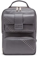 Fendi cut out detail backpack
