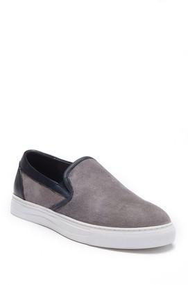 English Laundry Vane Suede Slip-On Sneaker