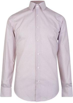HUGO Printed Long Sleeve Shirt