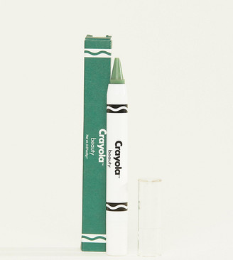 Crayola Colour Change Lip Crayon - Pine Green