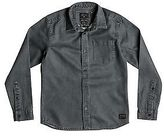 Quiksilver NEW QUIKSILVERTM Boys 8-16 Seized And Released Long Sleeve Shirt Boys Teens Tops