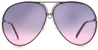 Porsche Design P8478 69MM Interchangeable Aviator Sunglasses