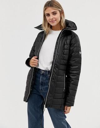 Dare 2b Longline Jacket in black
