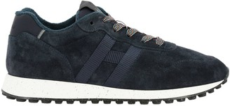 Hogan Sneakers 429 Sneakers In Suede With Monochrome H
