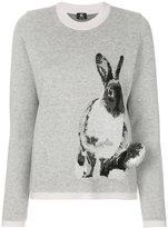 Paul Smith Bunny print sweater