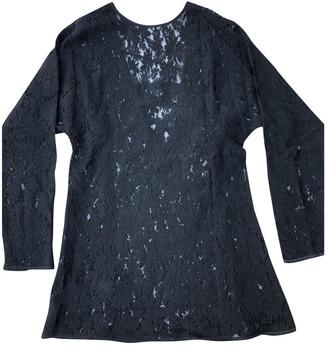 La Perla Black Lace Tops