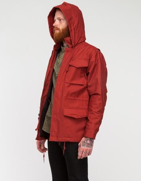 Obey Iggy Warfare Jacket