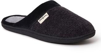 Dearfoams Women's Chenille Scuff Slippers