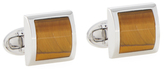 Jan Leslie Curved Square Cufflinks